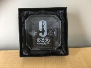 折茂武彦 選手10,000得点達成記念祝賀会
